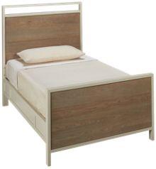 Universal #myRoom Twin Panel Bed