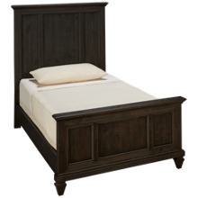 Magnussen Calistoga Twin Panel Bed