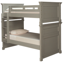 Folio 21 Furniture Stone Bay Kids Twin Bunk Beds