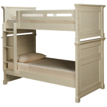 Folio 21 Furniture Stoney River Twin Bunk Beds