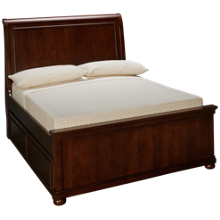 Legacy Classic Canterbury Full Sleigh Bed with Trundle