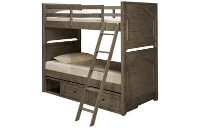 Legacy Classic Farm House Twin over Twin Bunk