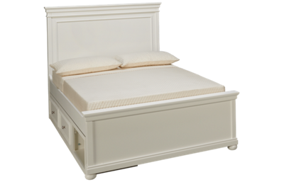 Legacy Classic Canterbury Full Panel Bed with Underbed Storage