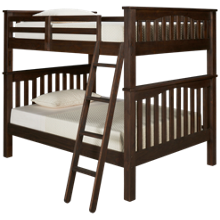 NE Kids Highlands Full over Full Bunk Bed