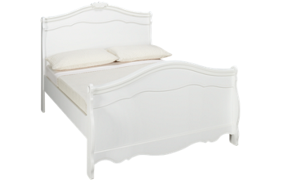 Ashley Exquisite Full Sleigh Bed