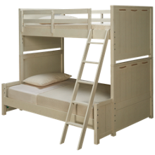 Legacy Classic Lake House Twin Over Full Bunk Bed