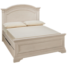 Westwood Designs Olivia Full Panel Bed with Underbed Trundle