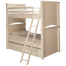 Legacy Classic Summerset Twin over Twin Bunk Bed with Underbed Trundle