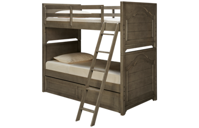 Legacy Classic Farm House Twin over Twin Bunk Bed with Trundle