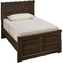 Ashley Juararo Twin Panel Bed