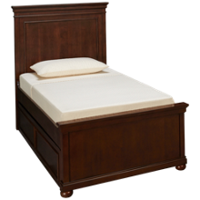 Legacy Classic Canterbury Twin Panel Bed with Trundle