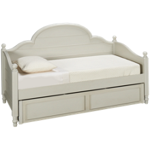Legacy Classic Inspirations Panel Daybed with Trundle