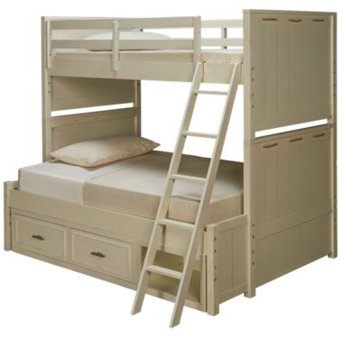 Legacy Classic Lake House Legacy Classic Lake House Twin Over Full Bunk Bed With Storage Jordan S Furniture