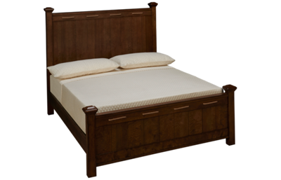 Legacy Classic Lake House Full Low Post Bed