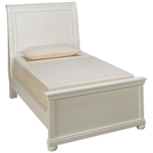 Legacy Classic Canterbury Twin Sleigh Bed