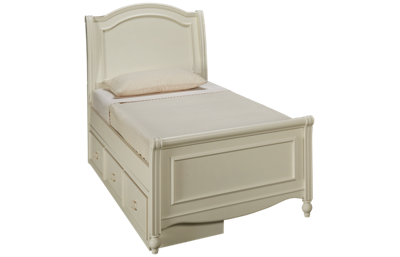 Legacy Classic Harmony Twin Sleigh Storage Bed