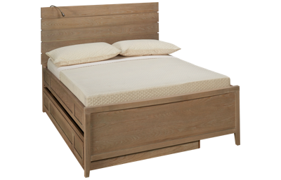 Universal #myRoom Full Panel Reading Bed with Trundle