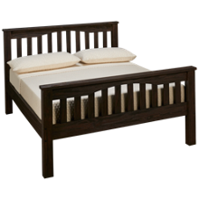 NE Kids Full Harper Bed