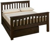 NE Kids Full Harper Bed with Trundle