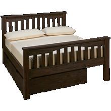 NE Kids Full Harper Bed with Trundle