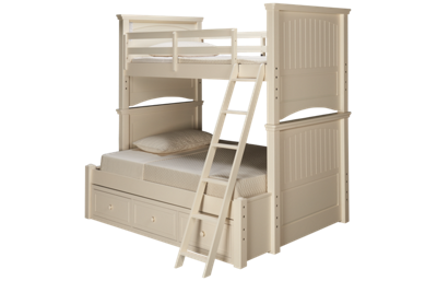 Legacy Classic Summerset Twin over Full Bunk Bed