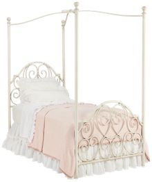 Magnolia Home Full Garden Gate Canopy Bed