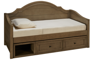 Legacy Classic Farm House Daybed with Underbed Storage Unit
