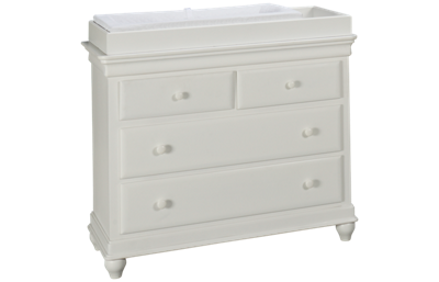 Universal Classics 4.0 Dresser with Changing Table
