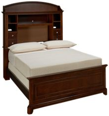 Legacy Classic  Impressions Full Panel Bookcase Bed
