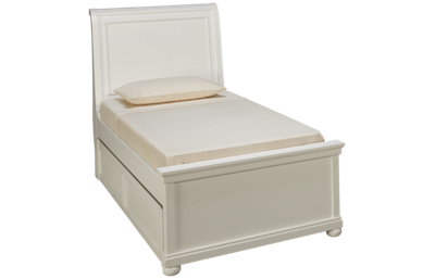 Legacy Classic Canterbury Twin Sleigh Bed with Trundle