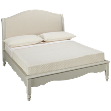 Legacy Classic Inspirations Full Upholstered Platform Bed