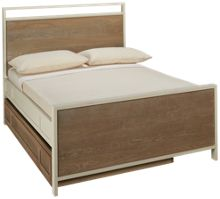 Universal #myRoom Full Panel Bed with Trundle