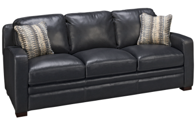 Simon Li  El Paso Leather Sofa