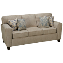 Peak Living Pewter Sofa