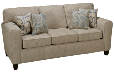 American Furniture Pewter Sofa