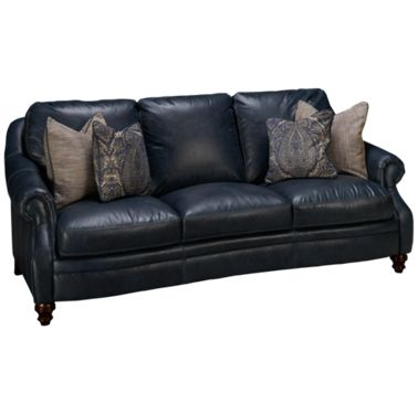 Simon Li Kennedy Leather Sofa