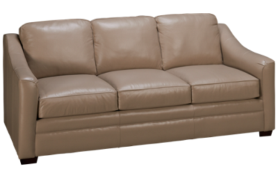 Craftmaster Coppola Leather Sofa
