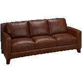 Futura Turner Leather Sofa