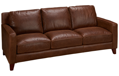 Futura Turner Leather Sofa
