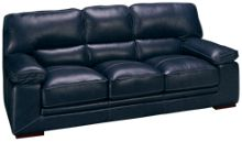 Futura  Mansa Leather Sofa