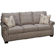 Huntington House Traditional High Back Sofa