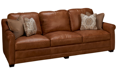 Simon Li Muttak Leather Sofa