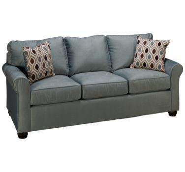 United Preston United Preston Queen Sleeper Sofa Jordans Furniture
