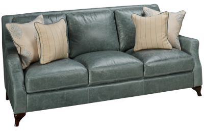 Simon Li  Camden Leather Sofa