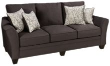 American Furniture Flannel Birch Sofa