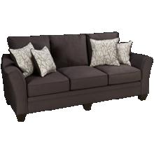 Peak Living Flannel Birch Sofa