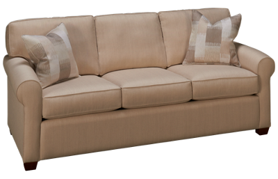 Capris Ball Arm Sofa