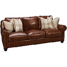 Simon Li Belmont Leather Sofa