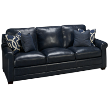 Simon Li  Stampede Leather Sofa