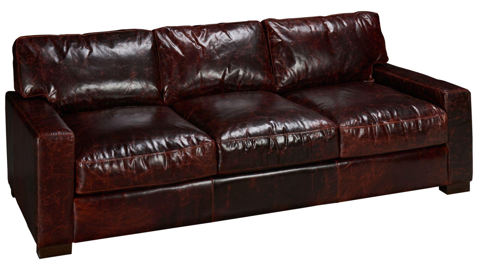 Brompton Leather Sofa Rs Gold Sofa